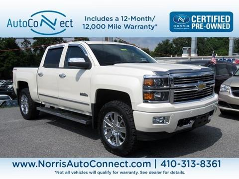 2014 Chevrolet Silverado 1500 for sale in Ellicott City, MD
