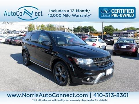 2015 Dodge Journey for sale in Ellicott City, MD