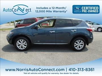 2014 Nissan Murano for sale in Ellicott City, MD