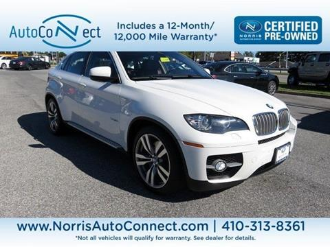 2011 BMW X6 for sale in Ellicott City, MD
