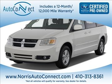2008 Dodge Grand Caravan for sale in Ellicott City, MD