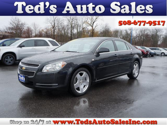Teds Auto Sales >> Used 2008 Chevrolet Malibu LT 4dr w/2LT in Somerset MA at Teds Auto Sales Annex - Carsforsale.com