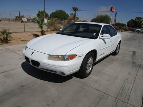 1999 Pontiac Grand Prix for sale in Somerton, AZ