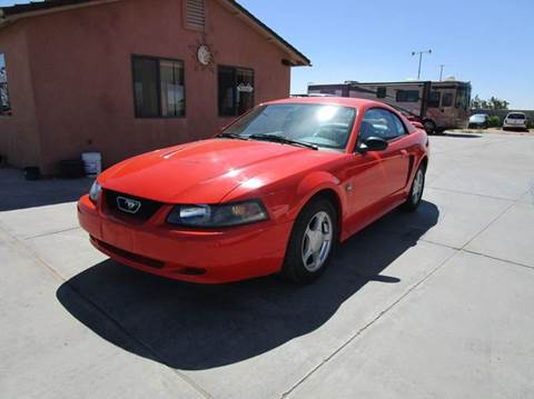 2004 Ford Mustang for sale in Somerton, AZ