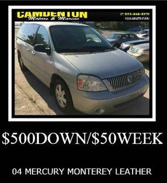 2004 Mercury Monterey for sale in Camdenton, MO