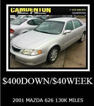 2001 Mazda 626 for sale in Camdenton, MO