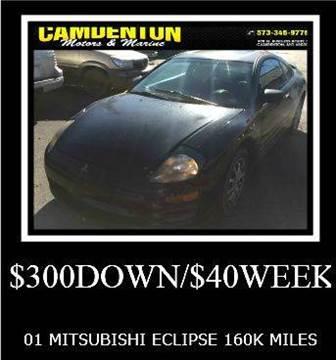 2001 Mitsubishi Eclipse for sale in Camdenton, MO