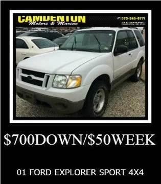 2001 Ford Explorer Sport for sale in Camdenton, MO
