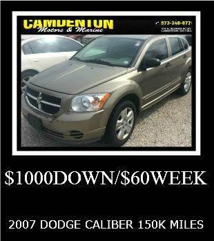 2007 Dodge Caliber for sale in Camdenton, MO