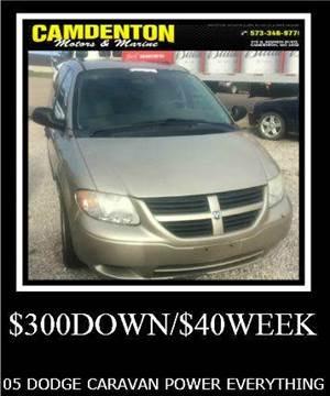 2005 Dodge Grand Caravan for sale in Camdenton, MO