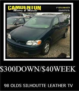1998 Oldsmobile Silhouette for sale in Camdenton, MO