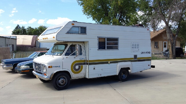 1975 Chevy 3500 Motorhome In Rapid City Sd Main Street
