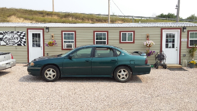 2001 Chevrolet Impala