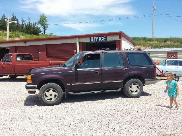 1994 Ford Explorer For Sale In Rapid City Sd