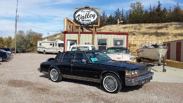 1979 Cadillac Seville Diesel In Rapid City Sd Main