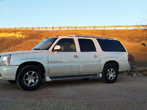 Cadillac escalade esv for sale south dakota for Wheel city motors rapid city south dakota