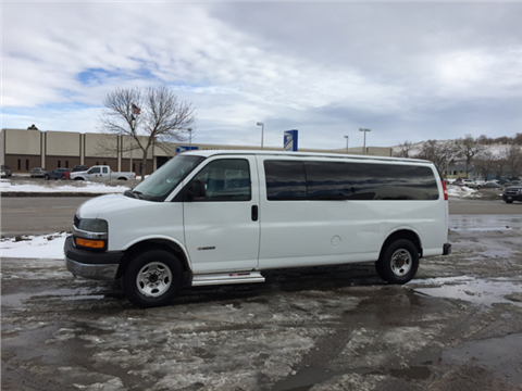Used Passenger Van For Sale Rapid City Sd