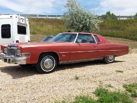 1974 Cadillac Eldorado For Sale - Carsforsale.com