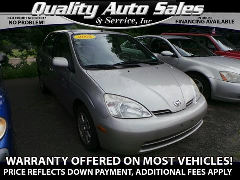 2002 Toyota Prius for sale in Waterbury, CT