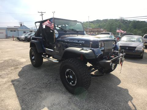 1990 Jeep Wrangler for sale in Waterbury, CT
