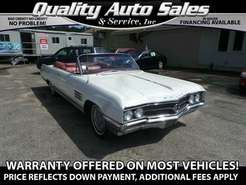 1963 Buick Wildcat for sale in Waterbury, CT
