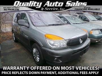 2003 Buick Rendezvous for sale in Waterbury, CT