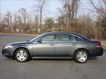 2011 Chevrolet Impala for sale in Ewing, NJ
