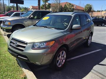 2007 Hyundai Santa Fe for sale in Valdosta, GA