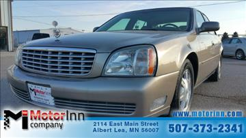2003 cadillac deville for sale in wyoming for Motor inn albert lea mn