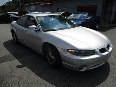 2002 Pontiac Grand Prix for sale in Mableton, GA