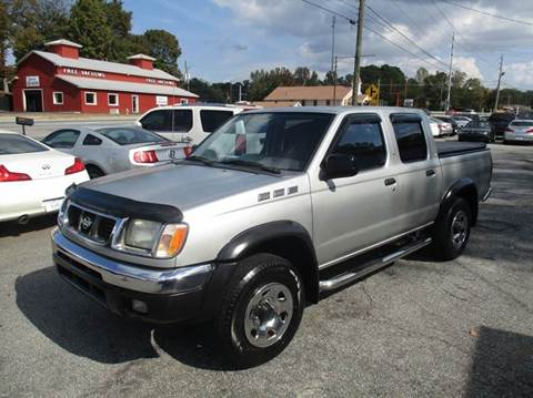 2000 Nissan Frontier for sale in Mableton, GA