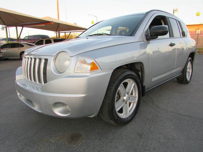 2007 jeep compass 4x4 sport 4dr suv in el paso tx elite
