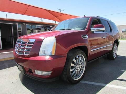 Cadillac for sale el paso tx for Rainbow motors el paso tx