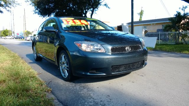 2007 SCION TC SPORT COUPE black sand pearl the 2007 scion tc hatchback is ably powered by its stan