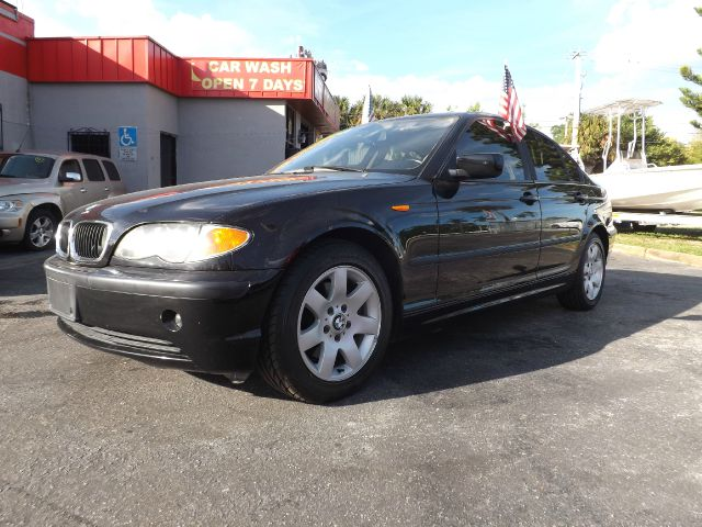 2005 BMW 3 SERIES 325I SEDAN black abs brakesair conditioningalloy wheelsamfm radioanti-brake