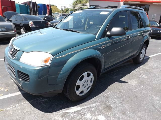 2007 SATURN VUE FWD AUTOMATIC green air conditioningamfm radioanti-brake system non-abs  4-wh
