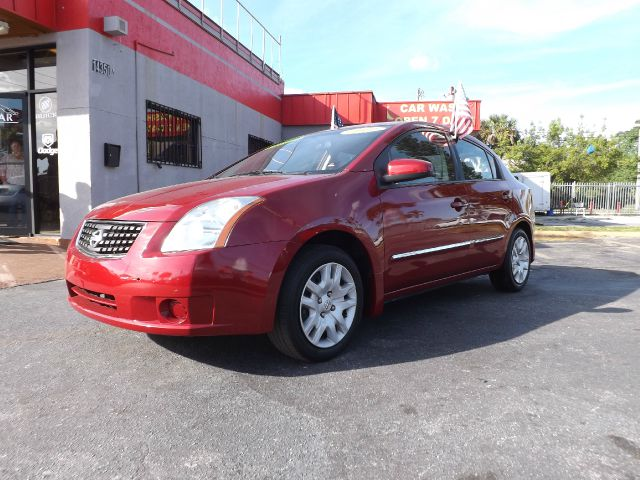 2011 NISSAN SENTRA 20 red abs brakesair conditioningamfm radioanti-brake system non-abs  4-