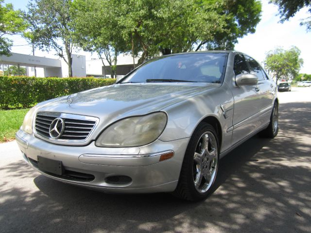 2002 MERCEDES-BENZ S-CLASS S430 silver standard features fuel consumption city 17 mpg fuel con