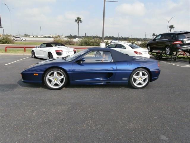 1999 Ferrari Ffp