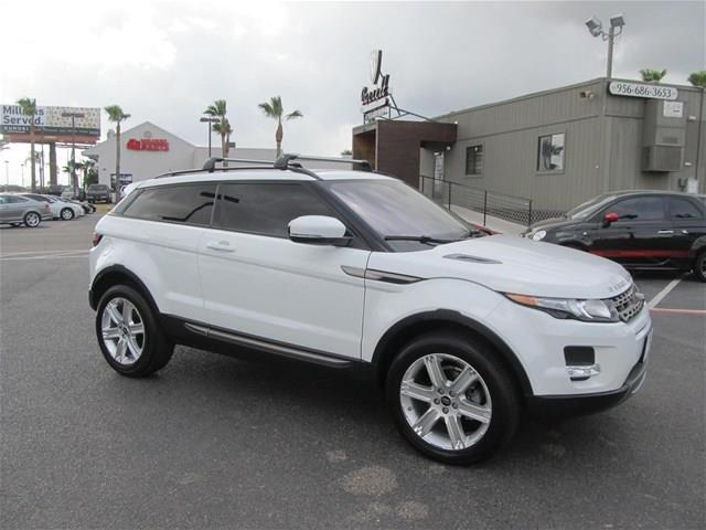 2013 Land Rover Range Rover Evoque Coupe