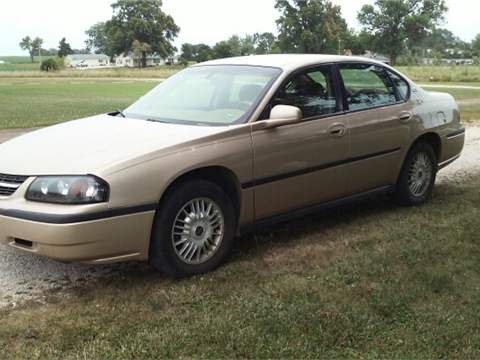 2000 Chevrolet Impala for sale in Versailles, MO
