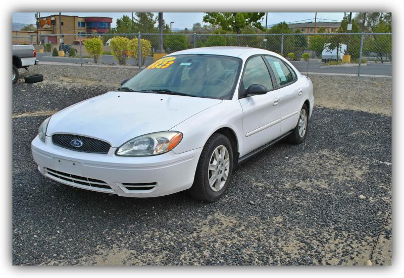 Ford taurus for sale in carson city nv for Eagle valley motors carson city nv