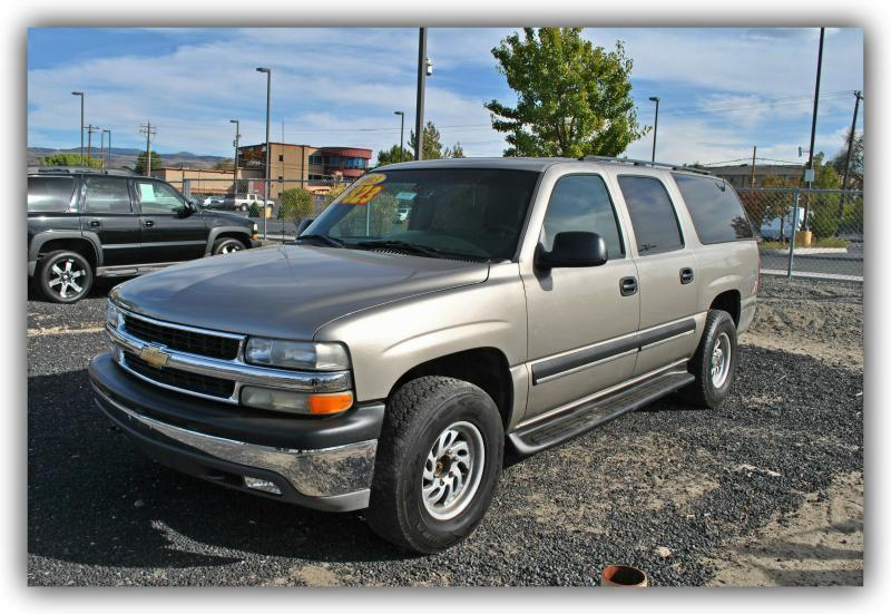 Chevrolet suburban for sale in carson city nv for Eagle valley motors carson city nv