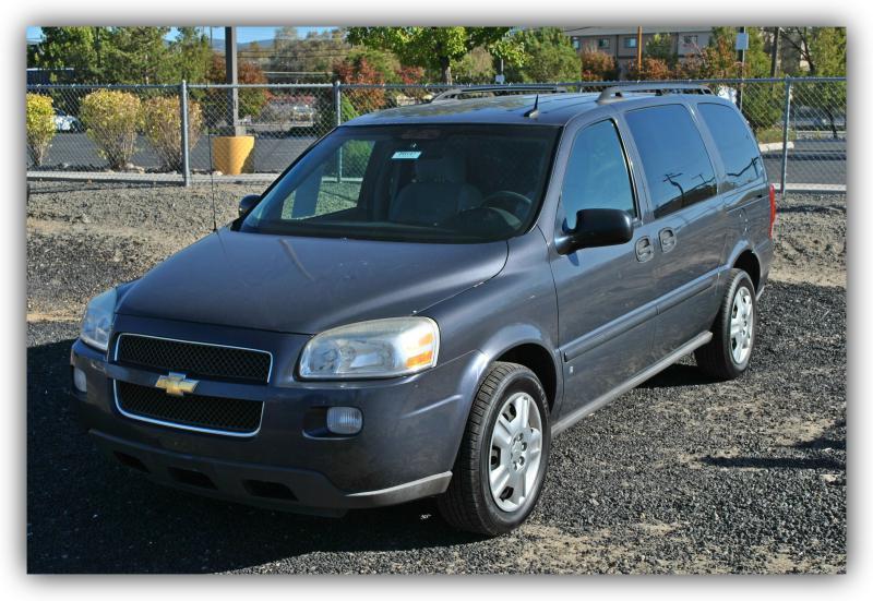Chevrolet uplander for sale in nevada for Eagle valley motors carson city nv