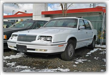 1993 chrysler new yorker for sale in kansas for 1993 chrysler new yorker salon