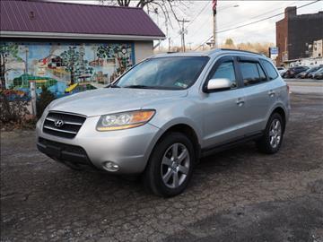 2008 Hyundai Santa Fe for sale in Pittsburgh, PA
