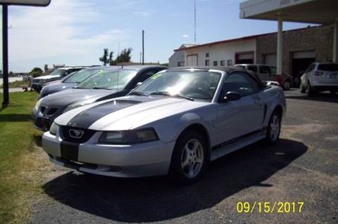 2002 Ford Mustang for sale in Liberal, KS