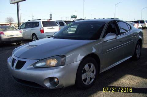 2007 Pontiac Grand Prix for sale in Liberal, KS