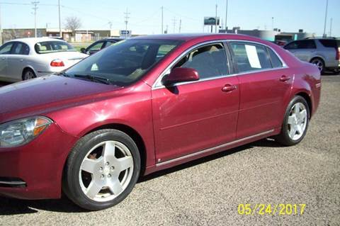 2009 Chevrolet Malibu for sale in Liberal, KS