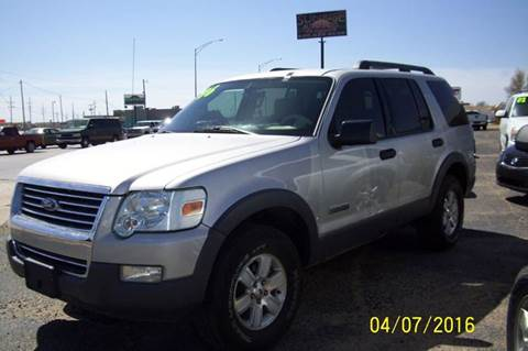 2006 Ford Explorer for sale in Liberal, KS